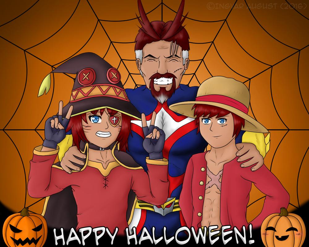 Happy Halloween (2016)