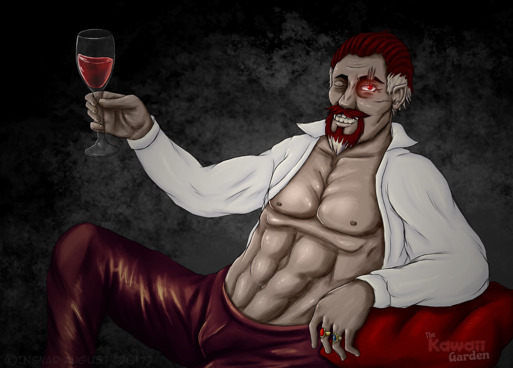 Happy Halloween - Sexy Vampire Edition (2017)