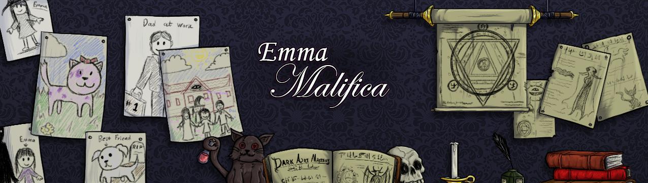 Emma Malifica - Banner (2019)
